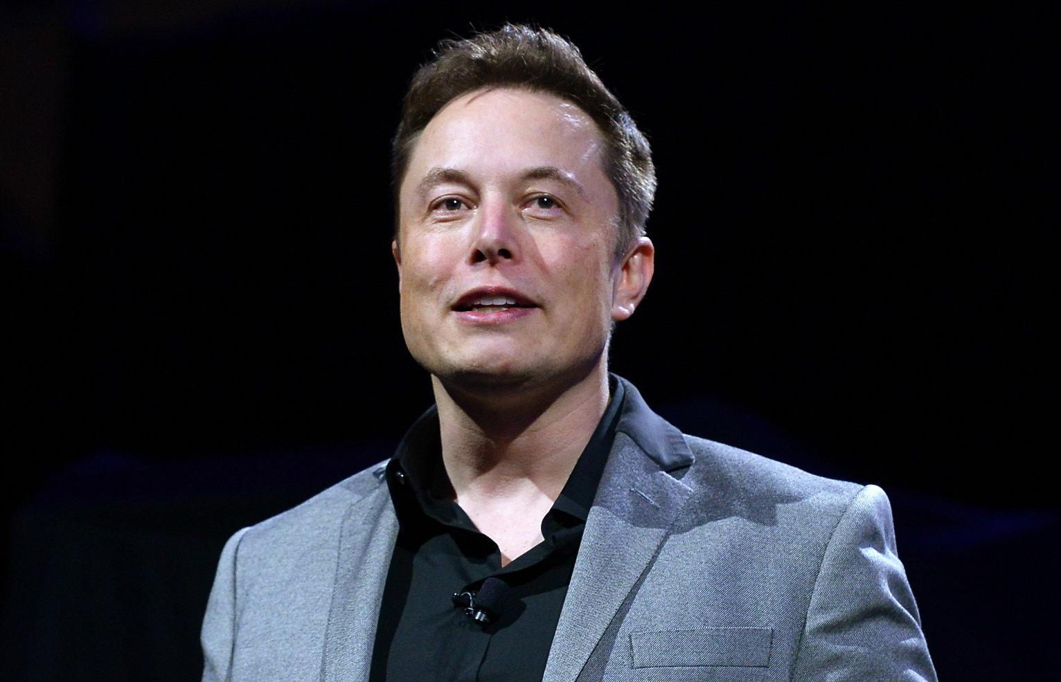 改变世界的传奇小子Elon Musk